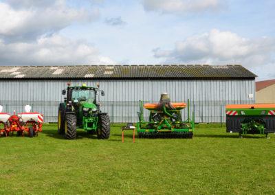 tracteur MF290